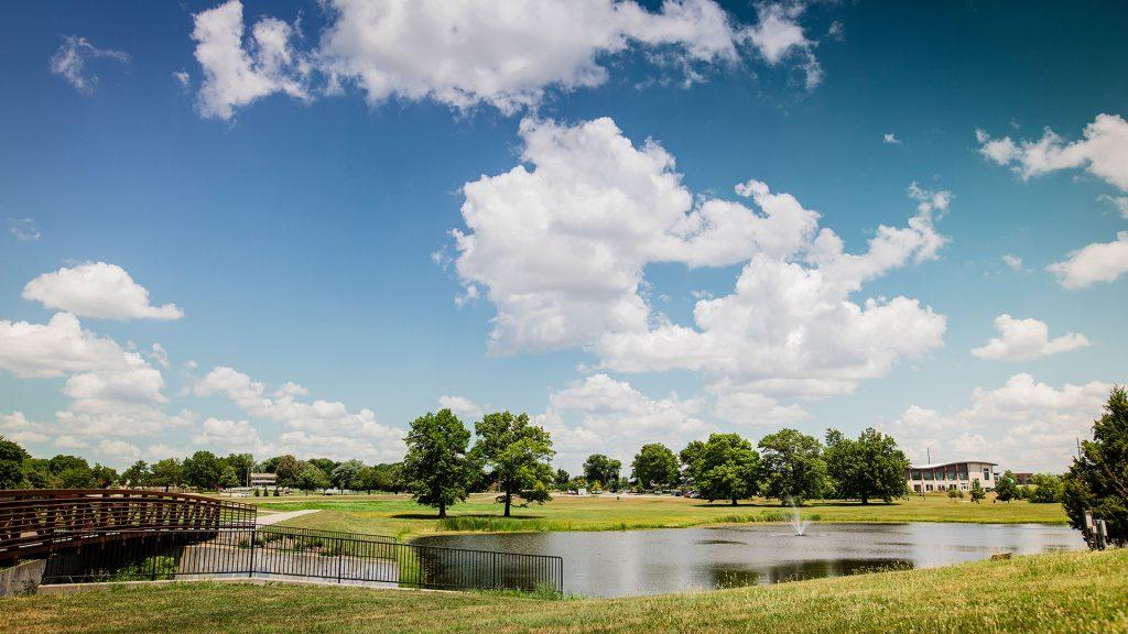 Public park across the street of Westerfield.